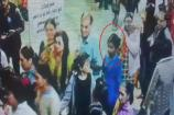 CCTV Video: કોથળીની આડમાં ચોરી કરી ફરાર થાય છે આ ટાબરીયો