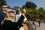 મોદી-નેતન્યાહૂએ ગાંધી આશ્રમની મુલાકાત બાદ ઉડાવી પતંગ