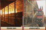 રાજકોટ: જુના માર્કેટિંગ યાર્ડમાં આગ લાગવાના મામલે રાજ્ય સરકાર દ્વારા રિપોર્ટ મગાવામાં આવ્યો