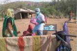 અંબાજીઃ દાંતાના બેડા ગામે મહિલાએ રસ્તા પર બાળકને જન્મ આપ્યો