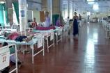 અમદાવાદઃ રોગચાળામાં વધારો થતાં શહેરની હોસ્પિટલો દર્દીઓથી ઊભરાઈ