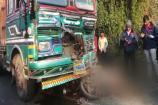 Video: વડોદરાના આમોદ રોડ પર ટ્રક અને બાઈક વચ્ચે અકસ્માત, 3 ના મોત
