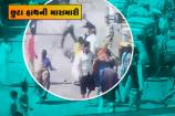 Video: સુરતના ઉધનામાં બે કોમના ટોળા ક્રિકેટ મામલે આમને સામને , CCTV