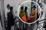 રાજકોટની ગુંદાવાડી બજારમાં મહિલાઓની હાથ સફાઈ, CCTV  ફૂટેજ