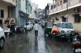 Video: જૂનાગઢમાં મતદાન સાથે જામ્યો વરસાદી માહોલ