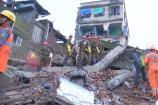 મહારાષ્ટ્ર: ભિવંડીમાં 4 માળની બિલ્ડીંગ ધારાશાયી, 4 લોકોને બહાર કઢાયા