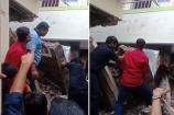 જામનગર: દેવુભા ચોક વિસ્તારમાં મકાન ધરાશાયી, 3 થી 4 લોકો દટાયાની આશંકા