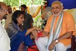 Video: અમદાવાદની આ બહેન PM મોદીને 24 વર્ષથી બાંધે છે રાખડી