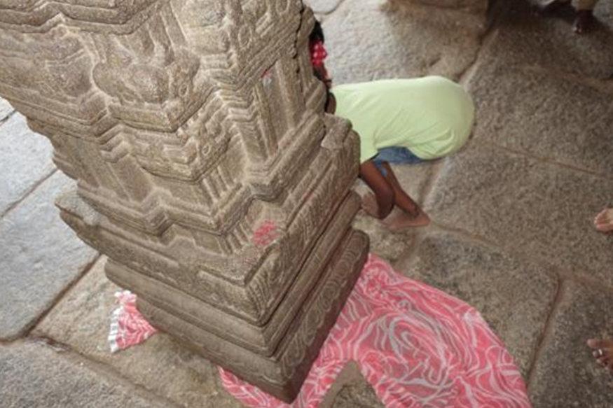 આ મંદિરનો સંબંધ રામાયણ કાળ સાથે જોડાયેલો છે. આ મંદિર વીરભદ્રને સમર્પિત છે. વીરભદ્ર દક્ષ યજ્ઞ બાદ અસ્તિત્વમાં આવેલા ભગવાન શિવનું એક ક્રૂર સ્વરૂપ છે. આ ઉપરાંત શિવના અર્દ્ધનારીશ્વર, કંકાલમૂર્તિ, દક્ષિણમૂર્તિ અને ત્રિપુરારેશ્વર રૂ પણ અહીં દર્શનીય છે.