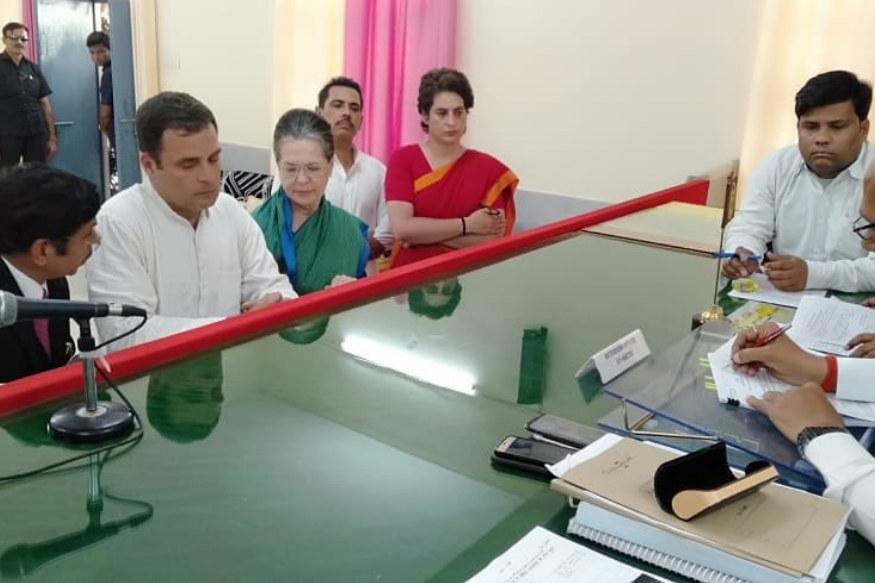 રાહુલ ગાંધીની ઉમેદવારી રદ કરવાની અરજી ફગાવાઈ, ચૂંટણી અધિકારીએ ફોર્મ માન્ય રાખ્યું