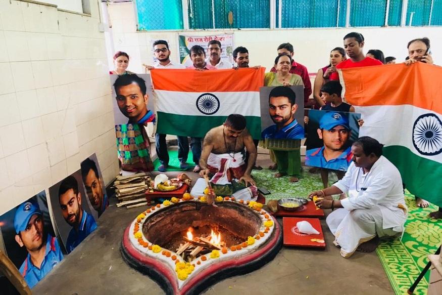 આખો દેશ એક જ કામના કરે છે કે ટીમ ઇન્ડિયા આજની મેચ ખુબજ સારા માર્જીન સાથે જીતે (PHOTO: News18)