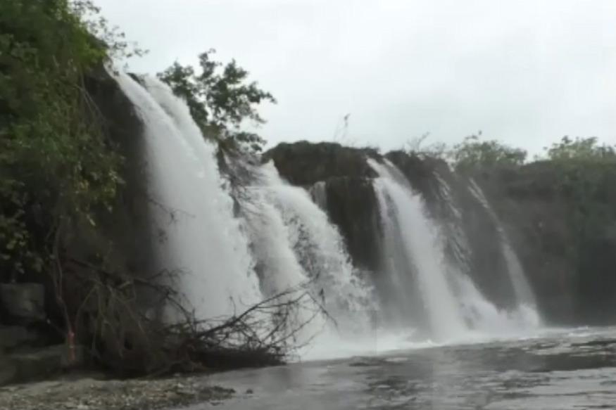 શીંગવડો નદી ગીર જંગલ ને ચીરીને ગીર બોર્ડરનાં જામવાળા ખાતે આવેલા આ નદી પરનાં ડેમ શિંગોડામાં આવે છે. અહીંથી આગળ વધી જમદગ્નિ ઋષિનાં આશ્રમ ની નજીક જમજીરનાં ધોધ સ્વરૂપે વહે છે.