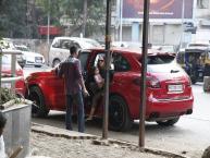 <br />મીરા રાજપૂત અને તેમની દિકરી મિશા કપૂર મુંબઈમાં થઈ સ્પોટ