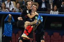FIFA WC 2018: ફાઇનલમાં પહોંચ્યું ક્રોએશિયા, રોમાંચક મેચમાં ઇંગ્લેન્ડને હરાવ્યું
