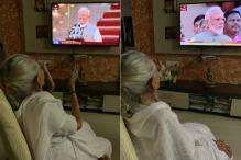 જ્યારે પીએમ મોદીને ટીવી પર શપથ લેતા જોઈને ભાવુક થયા હીરાબા
