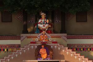 પ્રમુખ સ્વામીની 98મી જયંતિ મહોત્સવનું જાજરમાન સમાપન, 2 લાખથી વધુ ભક્તો ઉમટ્યા