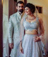 42 વર્ષની દુલ્હન પૂજા બત્રા અને નવાબનાં લગ્ન સમારંભનાં નવા ફોટા થયા Viral