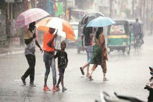 વરસાદી સિસ્ટમ ફરીથી સક્રિય, આજથી પાંચ દિવસ ભારેથી અતિભારે વરસાદની આગાહી