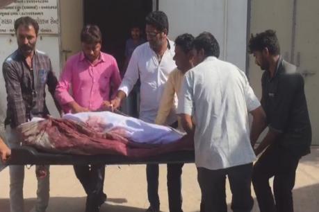 પોરબંદરઃ અંગત અદાવતમાં નગરપાલિકાના સભ્ય સહિત બેની હત્યા