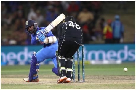 Ind vs NZ 3rd T20I: ભારત 4 રનથી હાર્યું, ન્યૂઝીલેન્ડનો શ્રેણી પર વિજય