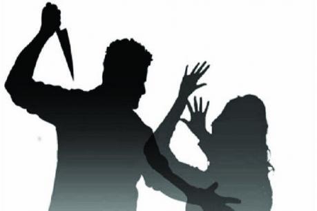 વડોદરાઃ શંકાશીલ પતિએ પત્નીને જાહેરમાં ચાકુના ઘા માર્યા