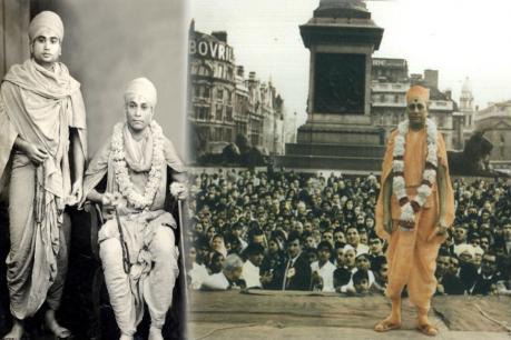 મુક્ત જીવન સ્વામીજીએ સૌપ્રથમ વિદેશી ભૂમી પર સ્વામિનારાયણ સંપ્રદાયનો લહેરાવ્યો હતો વિજય ધ્વજ
