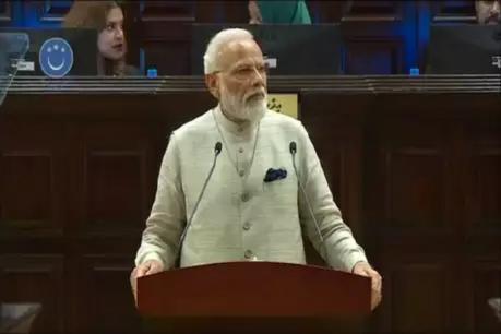 માલદીવ સંસદમાં બોલ્યા PM, 'માલદીવ સાથે ગુજરાતનો સંબંધ 2500 વર્ષ જૂનો'