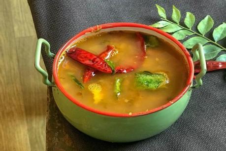 ટેસ્ટી સાઉથ ઈન્ડિયન સ્ટાઈલ રસમ બનાવવાની રીત #Recipe