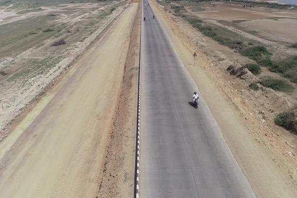 PHOTOS: ગુજરાતમાં દ્વારકા નજીક ઈમરજન્સી લેન્ડીંગ એર સ્ટ્રીપ બનાવાશે