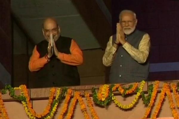LIVE Lok Sabha Election Result 2019: દેશની જનતાએ ફકીરની ઝોલી ભરી દીધીઃ PM મોદી